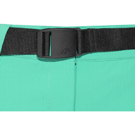 Maier Sports Lawa Bermuda Shorts Dames, viridian green